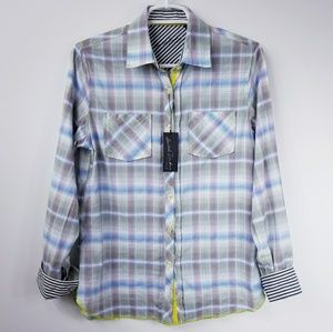 Arnold Zimberg Button Down